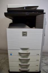 中古SHARP(シャープ)MX-3611Fデジタルフルカラー複合機